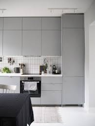 grey kitchen cupboards with black worktop my ikea kitchen makeover the transformation cate st hill