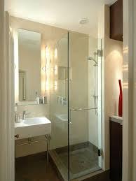 design ideas small bathrooms wondrous walk in shower for small bathroom designs with showers