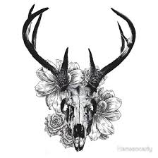 deer skull tattoo meaning tattoo collections