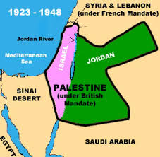 Ottoman Empire Israel Palestine 1918 To 1948 History Learning Site