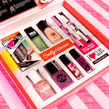 free sally hansen party kit