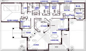 4 bedroom open floor plans outstanding 4 bedroom open floor plan and breathtaking single