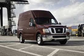 nissan work van 2017 nissan nv cargo van pricing for sale edmunds