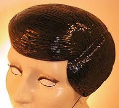 plastic hair plastics black pomp reissue