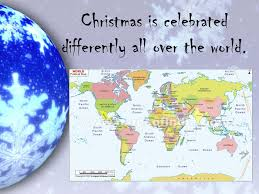 world christmas christmas around the world ppt online