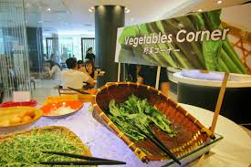 Osaka Vegetable Storage Containers Chiso Zanmai All You Can Eat Japanese Buffet Singapore U0027s Food