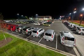 Commercial Lighting Company Ge Led Lighting Highlights Vehicle Inventory At New Kia Autosport