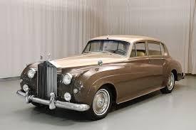 bentley silver cloud 1962 rolls royce silver cloud ii saloon hyman ltd classic cars
