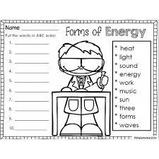 heat and energy worksheets heat energy transfer worksheet by