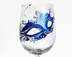 mardi gras glasses mardi gras glass etsy