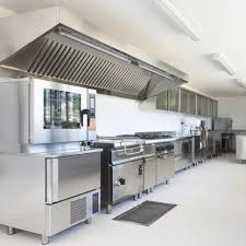 kitchen room design stainless vent hood industrial in the