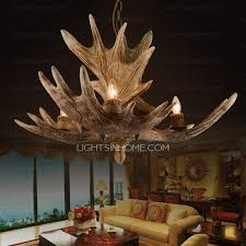 Chandelier For Sale Timeless 3 Light Twig E14 Lamp Holder Antler Chandeliers For Sale