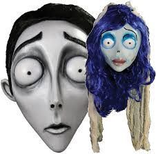 Corpse Bride Costume Couples Cosplay Corpse Bride Fancy Dress Masks Fancy Me Limited