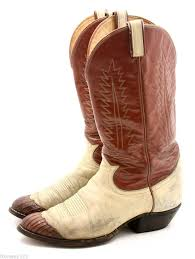 s boots in size 11 tony lama mens cowboy boots size 11 d vintage brown white teju