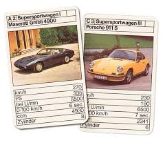 vintage cards cars europe fuelfed