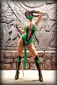 Jade Halloween Costume Jade Nemu013 Evgeniya Cosplayers