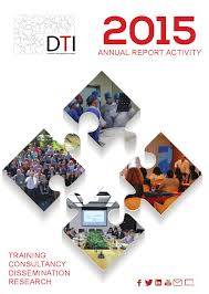annual report 2015 dti foundation by dti foundation issuu