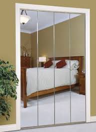 Frameless Mirror Bifold Closet Doors Mirrored Bifold Closet Doors Are Great Inventions For Those Who