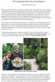hillsborough county extension florida friendly landscaping