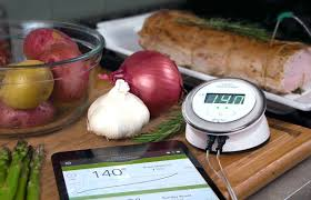 termometre cuisine idevices kitchen thermometer works with iphone ipod touch