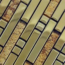 Glass Tile Bathroom Backsplash by Glass Mosaic Tiles Crystal Diamond Tile Bathroom Wall Strip