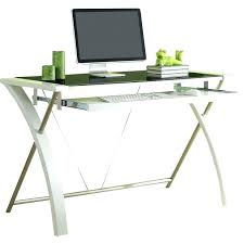 contemporary bureau desk white desk with keyboard tray desk computer desk with keyboard tray