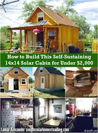 self sustaining homes 13 incredible self sustaining homes for your homesteading passion