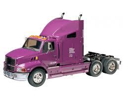 model semi trucks tamiya 1 14 ford aeromax 6x4 semi truck kit tam56309 cars