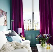 Red Curtains Ikea Best 25 Purple Curtains Ideas On Pinterest Purple Bedroom