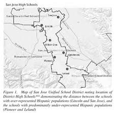 san jose unified map academic onefile document asleep at the school wheel the