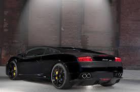 Lamborghini Gallardo Black - super exotic and concept cars lamborghini gallardo