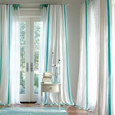 Sheer Teal Curtains Cool Sheer Teal Curtains And Dottie Sheer Pbteen Scalisi Architects