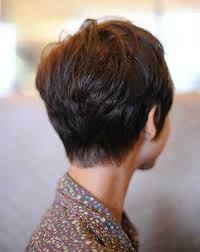 Collections Of Stacked Pixie Cut Back View Cute Hairstyles For