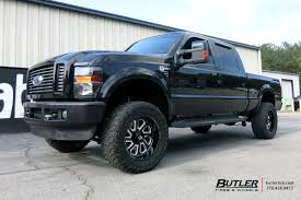 Ford F250 Truck Tires - ford f250 with 20in fuel flow wheels exclusively from butler tires
