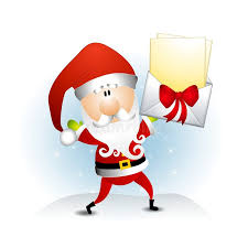 santa claus letters santa claus letters stock photos image 5982573