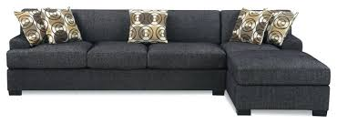Microfiber Sectional Couch With Chaise Sectional 3pc Contemporary Dark Grey Microfiber Sectional Sofa