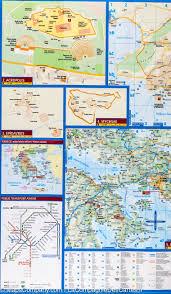 Athens Map Map Of Athens Borch Map U2013 Mapscompany
