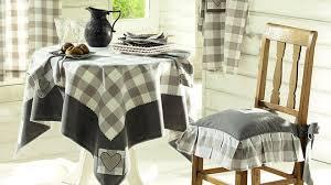 mod鑞e de rideaux de cuisine modele de rideaux de cuisine salon moderne photo la touche les