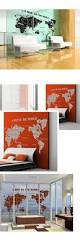World Map Wall Sticker by Map Wall Stickers Large New Design Art Pattern Map Wall Decal
