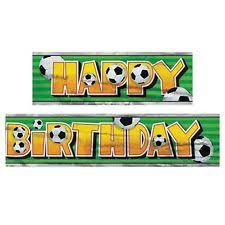 Soccer Theme Party Decorations Soccer Party Supplies Ebay