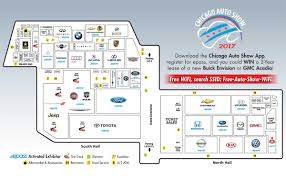 webcams cas webcams chicago auto show