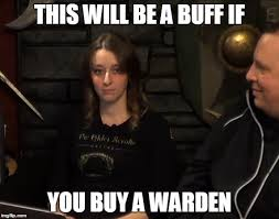 Elder Scrolls Meme - new eso meme this will be a buff if elder scrolls online