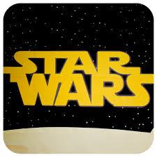star wars decor star wars star wars party star wars backdrop star wars