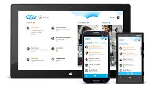 skype android app skype passes 100m installs on android celebrates by updating app