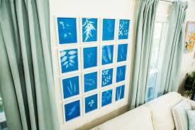 diy photosensitive paper art how to hallmark channel
