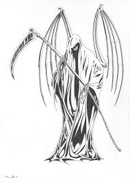 grim reaper drawing photos pictures and sketches tattoo body art