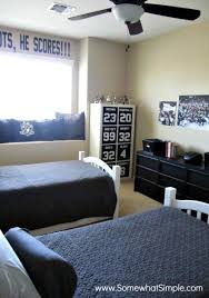 The  Best Hockey Theme Bedrooms Ideas On Pinterest Hockey - Boys hockey bedroom ideas
