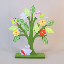 Easter Hanging Decorations Uk by Easter