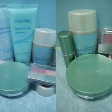 Satu Set Alat Make Up Wardah gaya make up bersama wardah kosmetik oleh mega silviana