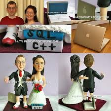 wedding cake toppers comical cake toppers for wedding cakes